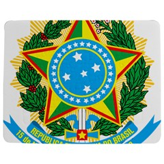 Coat of Arms of Brazil Jigsaw Puzzle Photo Stand (Rectangular)