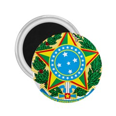 Coat of Arms of Brazil, 1971-1992 2.25  Magnets