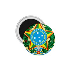 Coat of Arms of Brazil, 1971-1992 1.75  Magnets