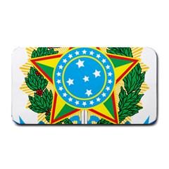 Coat of Arms of Brazil, 1971-1992 Medium Bar Mats
