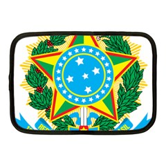 Coat of Arms of Brazil, 1971-1992 Netbook Case (Medium)