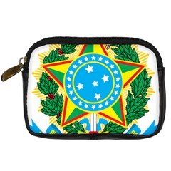 Coat of Arms of Brazil, 1971-1992 Digital Camera Cases
