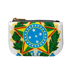 Coat of Arms of Brazil, 1971-1992 Mini Coin Purses