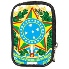 Coat of Arms of Brazil, 1971-1992 Compact Camera Cases