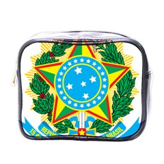 Coat of Arms of Brazil, 1971-1992 Mini Toiletries Bags