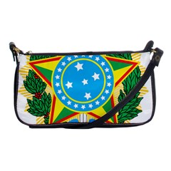 Coat of Arms of Brazil, 1971-1992 Shoulder Clutch Bags