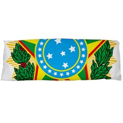 Coat of Arms of Brazil, 1971-1992 Body Pillow Case Dakimakura (Two Sides)