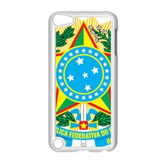 Coat of Arms of Brazil, 1971-1992 Apple iPod Touch 5 Case (White)