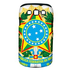 Coat of Arms of Brazil, 1971-1992 Samsung Galaxy S III Classic Hardshell Case (PC+Silicone)