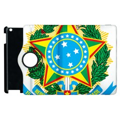 Coat of Arms of Brazil, 1971-1992 Apple iPad 3/4 Flip 360 Case