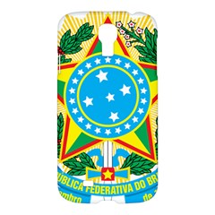 Coat of Arms of Brazil, 1971-1992 Samsung Galaxy S4 I9500/I9505 Hardshell Case