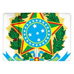 Coat of Arms of Brazil, 1971-1992 Samsung Galaxy Tab 10.1  P7500 Flip Case