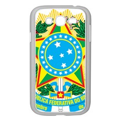 Coat of Arms of Brazil, 1971-1992 Samsung Galaxy Grand DUOS I9082 Case (White)