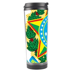 Coat of Arms of Brazil, 1971-1992 Travel Tumbler