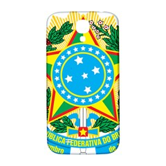 Coat of Arms of Brazil, 1971-1992 Samsung Galaxy S4 I9500/I9505  Hardshell Back Case