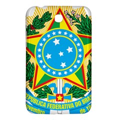 Coat of Arms of Brazil, 1971-1992 Samsung Galaxy Tab 3 (7 ) P3200 Hardshell Case
