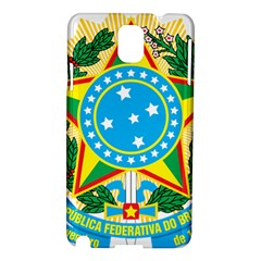 Coat of Arms of Brazil, 1971-1992 Samsung Galaxy Note 3 N9005 Hardshell Case