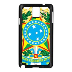 Coat of Arms of Brazil, 1971-1992 Samsung Galaxy Note 3 N9005 Case (Black)