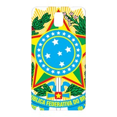 Coat of Arms of Brazil, 1971-1992 Samsung Galaxy Note 3 N9005 Hardshell Back Case