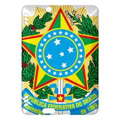 Coat of Arms of Brazil, 1971-1992 Kindle Fire HDX Hardshell Case