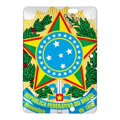 Coat of Arms of Brazil, 1971-1992 Kindle Fire HDX 8.9  Hardshell Case