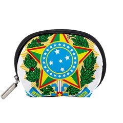 Coat of Arms of Brazil, 1971-1992 Accessory Pouches (Small)