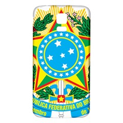 Coat of Arms of Brazil, 1971-1992 Samsung Galaxy S5 Back Case (White)