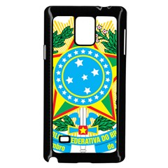 Coat of Arms of Brazil, 1971-1992 Samsung Galaxy Note 4 Case (Black)
