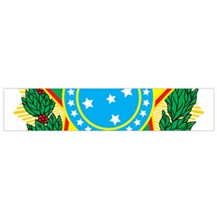 Coat of Arms of Brazil, 1971-1992 Flano Scarf (Small)