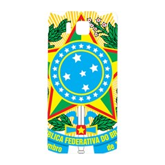 Coat of Arms of Brazil, 1971-1992 Samsung Galaxy Alpha Hardshell Back Case