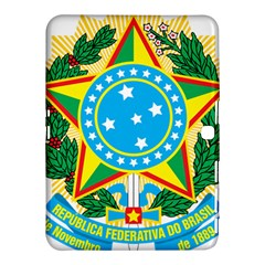 Coat of Arms of Brazil, 1971-1992 Samsung Galaxy Tab 4 (10.1 ) Hardshell Case