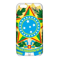 Coat of Arms of Brazil, 1971-1992 iPhone 6/6S TPU Case