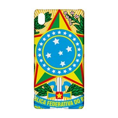 Coat of Arms of Brazil, 1971-1992 Sony Xperia Z3+