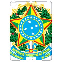 Coat of Arms of Brazil, 1971-1992 Apple iPad Pro 9.7   Hardshell Case