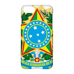 Coat of Arms of Brazil, 1971-1992 Apple iPhone 7 Hardshell Case