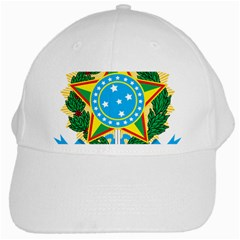 Coat of Arms of Brazil, 1968-1971 White Cap