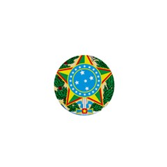 Coat of Arms of Brazil, 1968-1971 1  Mini Magnets