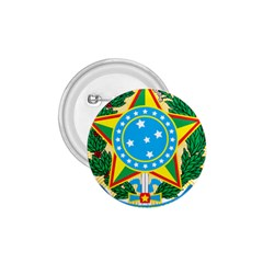 Coat of Arms of Brazil, 1968-1971 1.75  Buttons