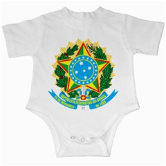Coat of Arms of Brazil, 1968-1971 Infant Creepers