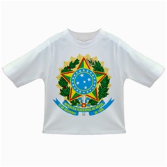 Coat of Arms of Brazil, 1968-1971 Infant/Toddler T-Shirts