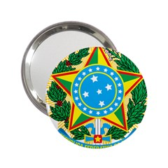 Coat of Arms of Brazil, 1968-1971 2.25  Handbag Mirrors
