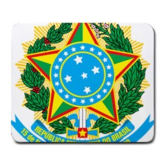 Coat of Arms of Brazil, 1968-1971 Large Mousepads