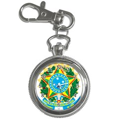 Coat of Arms of Brazil, 1968-1971 Key Chain Watches