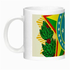 Coat of Arms of Brazil, 1968-1971 Night Luminous Mugs