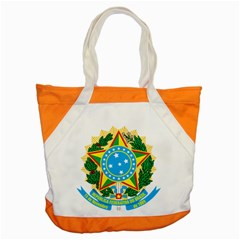Coat of Arms of Brazil, 1968-1971 Accent Tote Bag