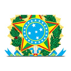 Coat of Arms of Brazil, 1968-1971 Plate Mats