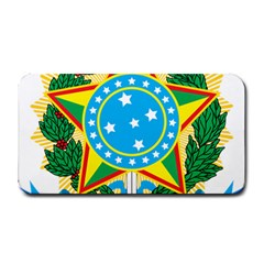 Coat of Arms of Brazil, 1968-1971 Medium Bar Mats