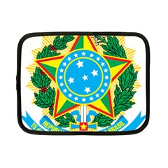 Coat of Arms of Brazil, 1968-1971 Netbook Case (Small)
