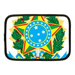 Coat of Arms of Brazil, 1968-1971 Netbook Case (Medium)