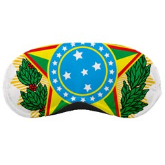 Coat of Arms of Brazil, 1968-1971 Sleeping Masks